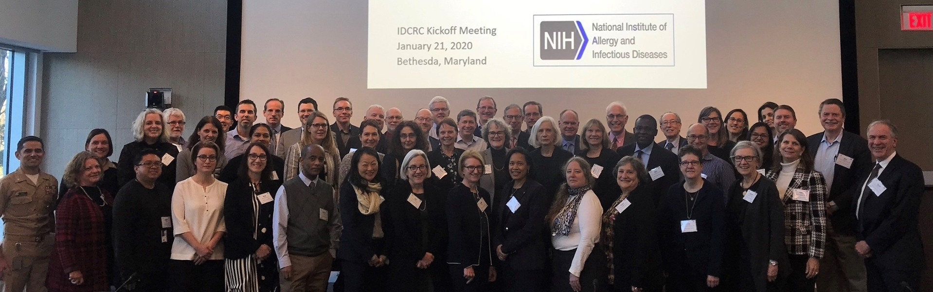 Infectious Diseases Clinical Research Consortium (IDCRC)